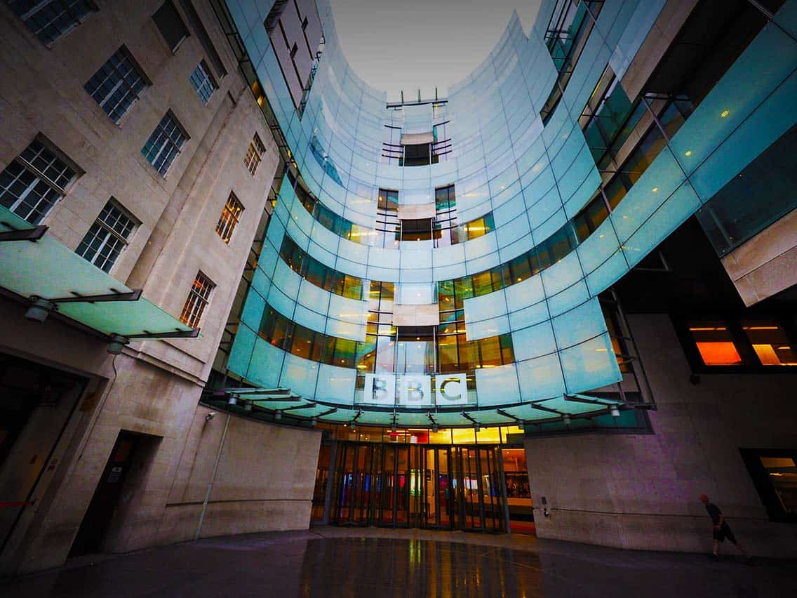 Is it time to rein in the BBC?