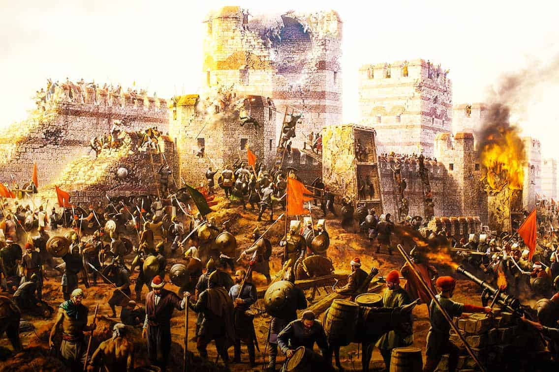 Ottoman Siege Edited Comment Central